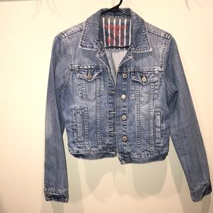 American Eagle Outfitters M denim jacket